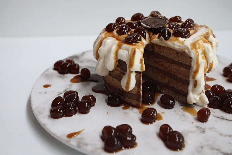 Bubble Tea Lava Cake - Image 1