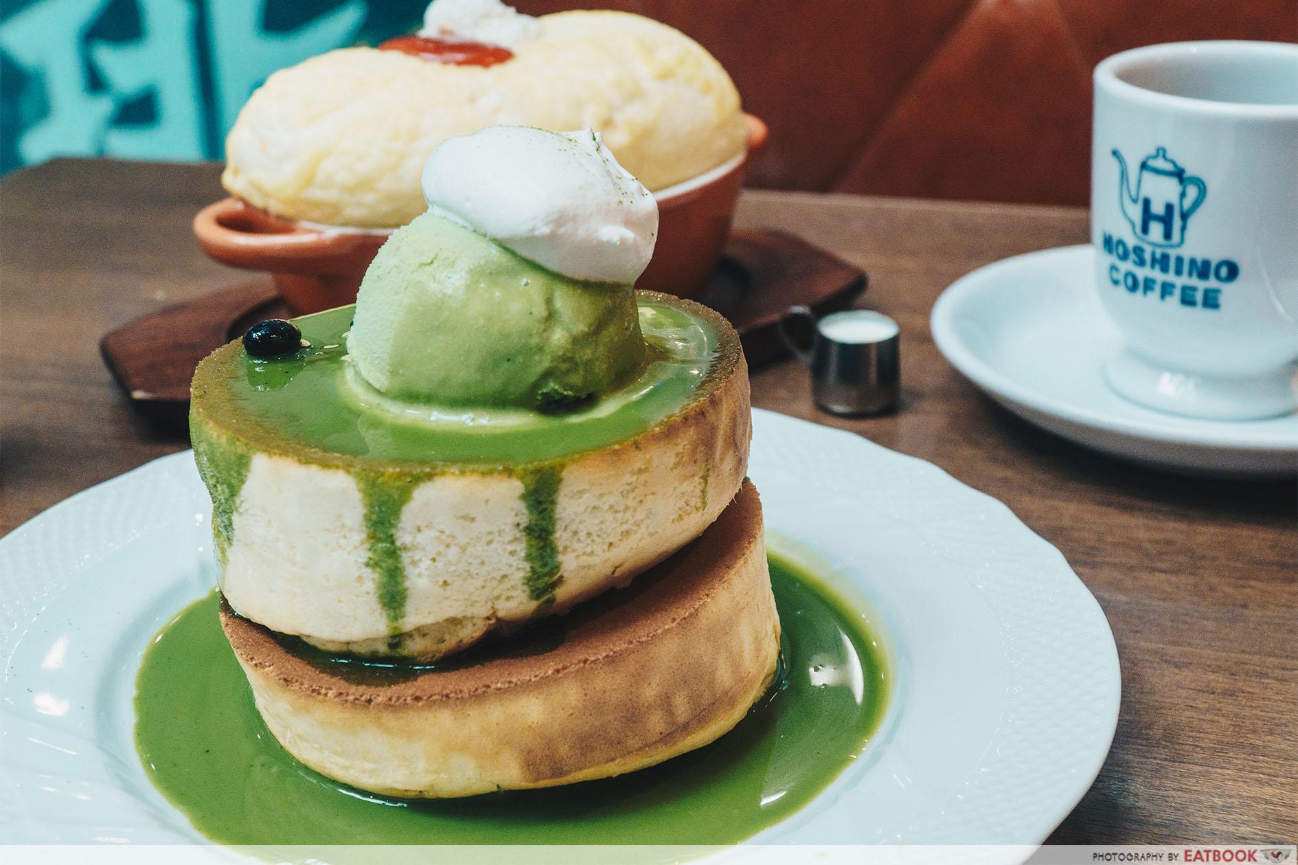 Chope Dessert Delivery - Hoshino Coffee