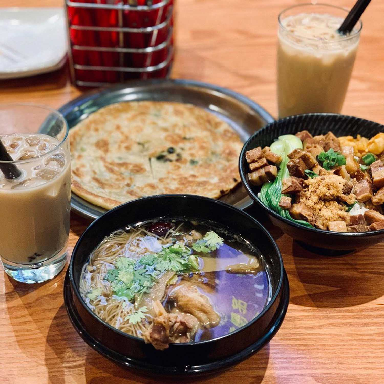 ChopeDeals Takeaway Deals - Eat At Taipei