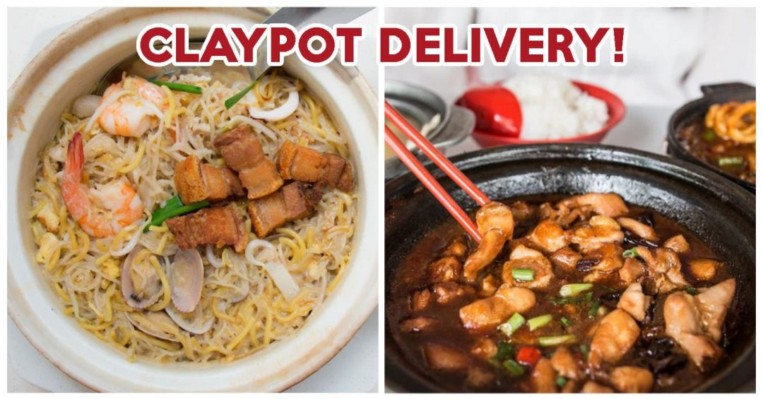 Claypot Delivery - Feature Image