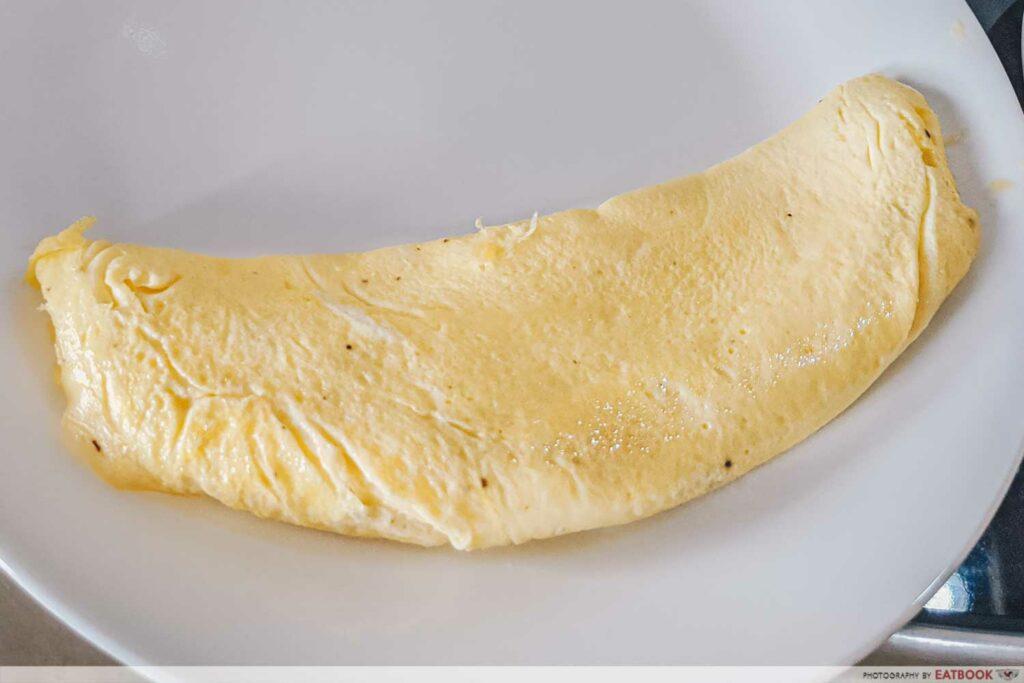 Easy Omelette Recipe French Omelette