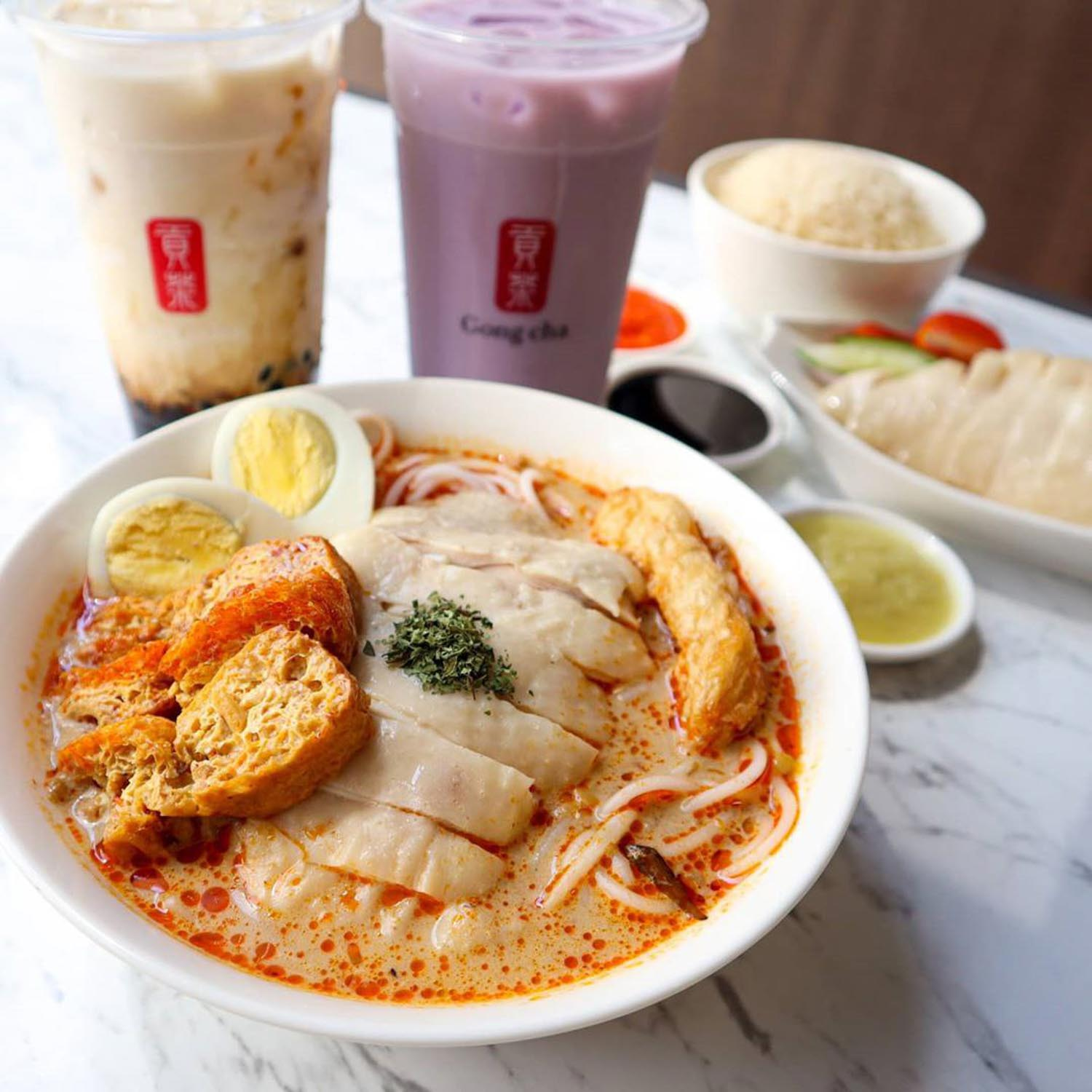 Gong Cha Delivery - Pic 2