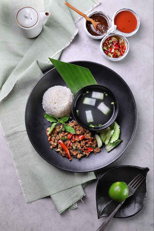 Kallang Wave Mall - Basil Thai Kitchen