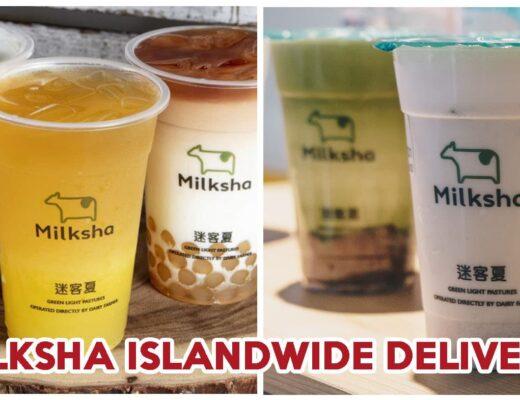 Milksha Islandwide Delivery - Feature Image