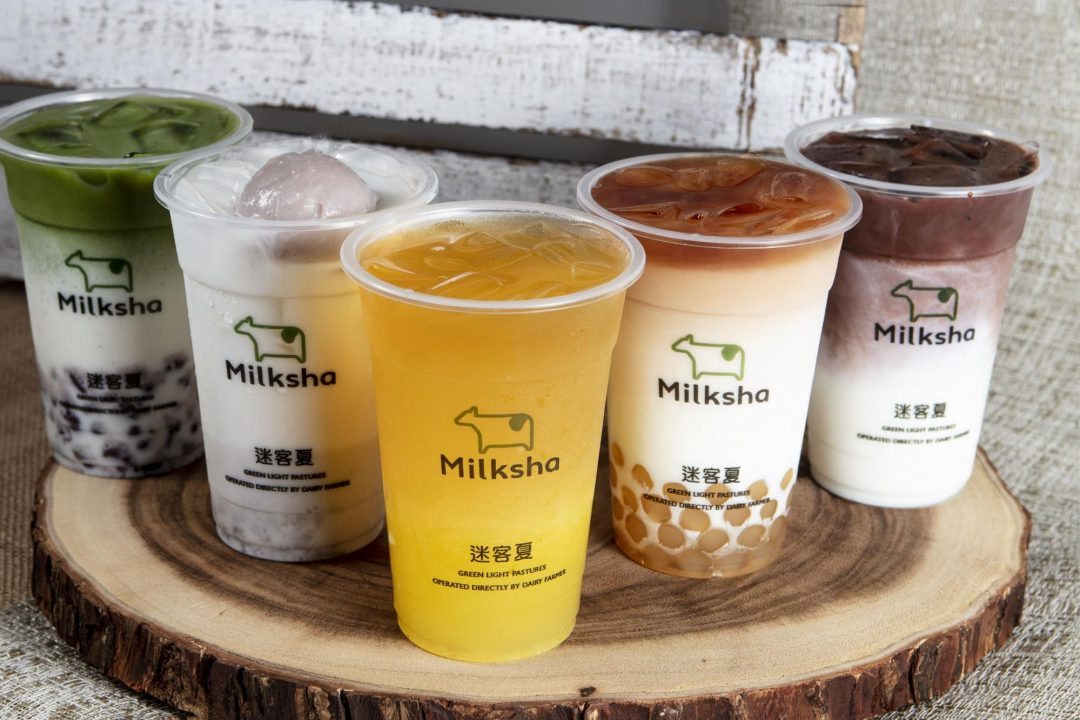 Milksha Islandwide Delivery - Milksha Drinks