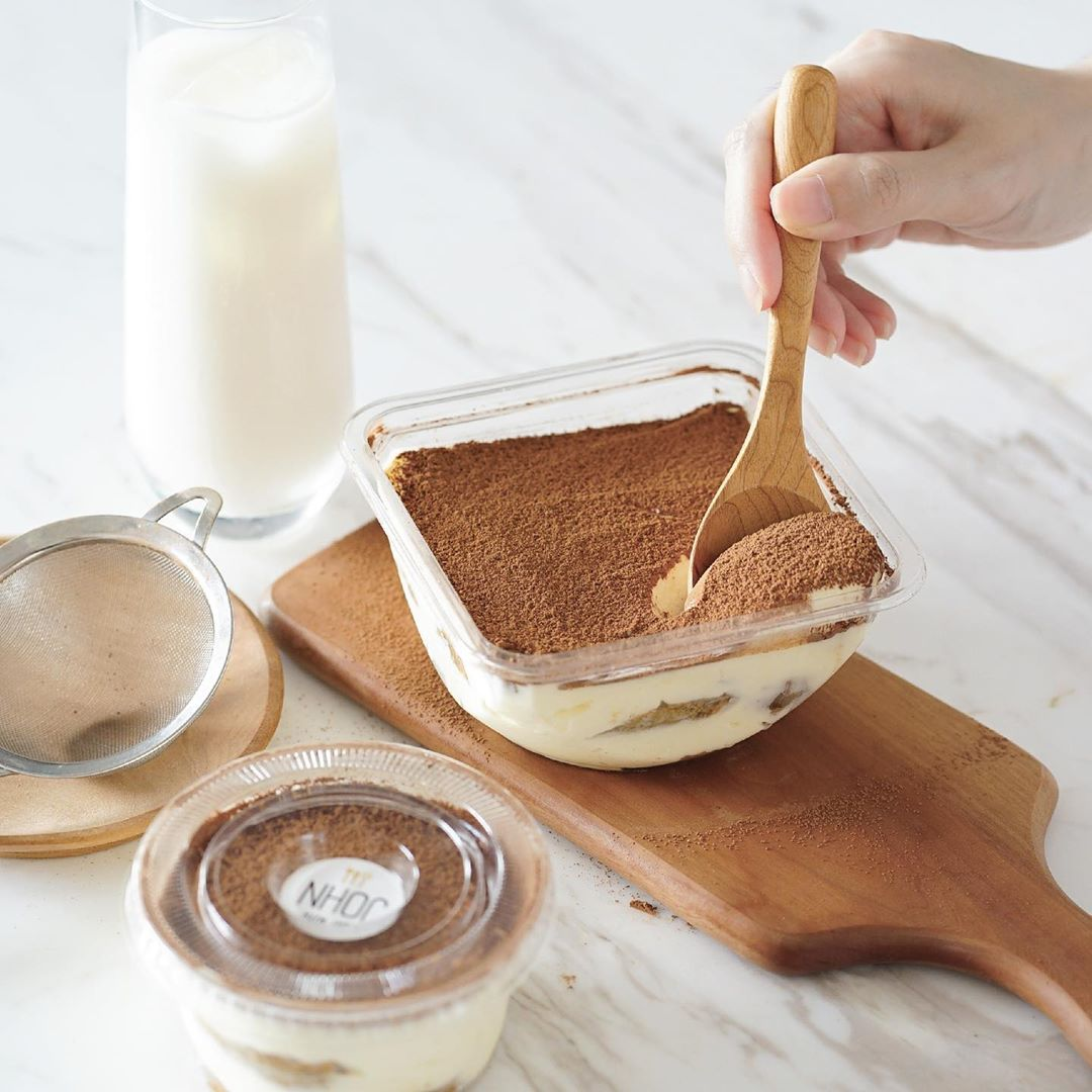 Milo Recipes - Milo Tiramisu
