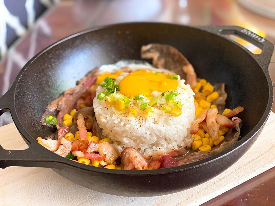 Recipes Famous Dishes - Beef Pepper Rice