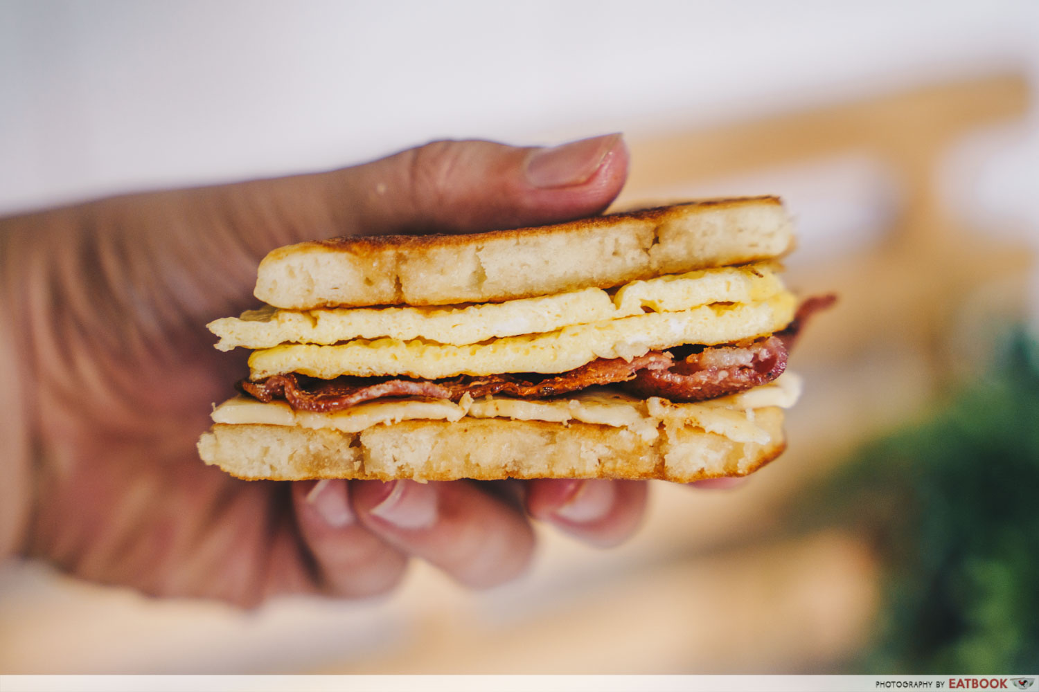 Recipes Famous Dishes - Breakfast McGriddles