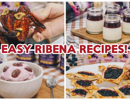 Ribena Recipes - Feature Image
