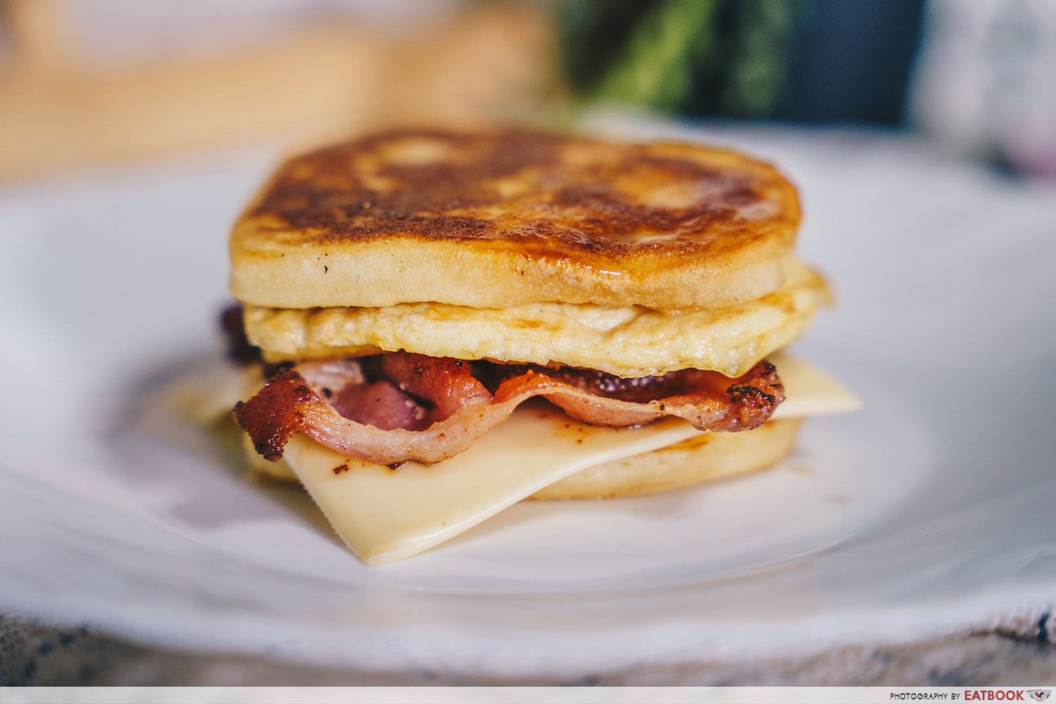 Sandwich Recipes - Breakfast McGriddles Intro
