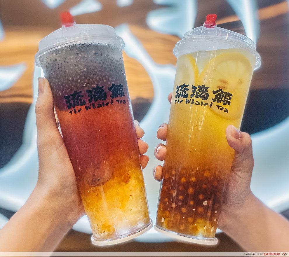 Whale Tea DIY Bubble Tea Kits - Fruit Tea