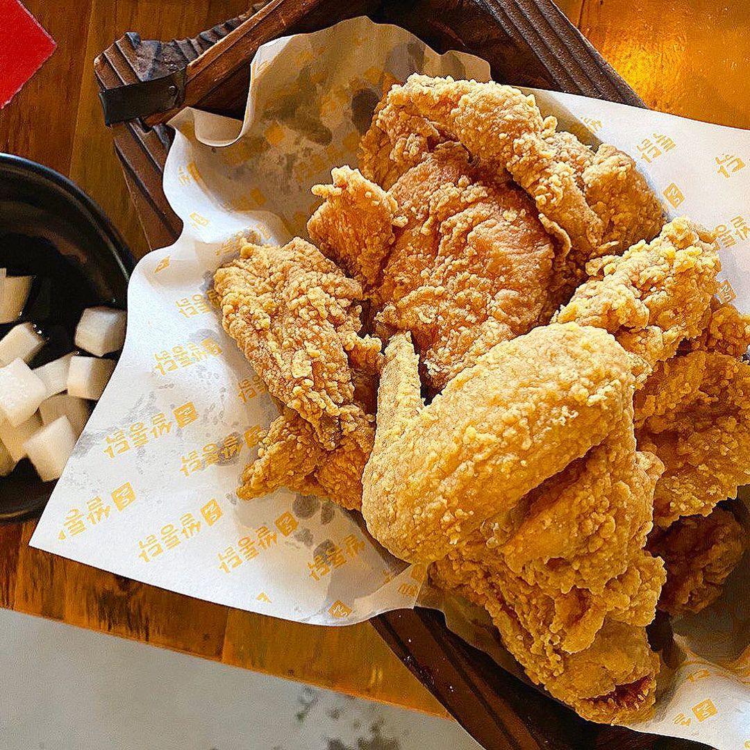 oven & fried chicken