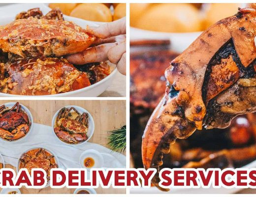 Crab Delivery - Cover Image