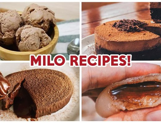 Milo Recipes - Feature Image