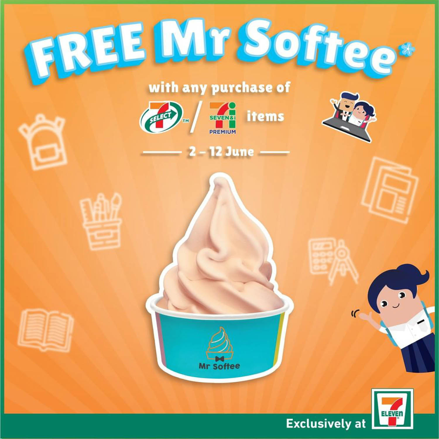 7 Eleven Mr Softee --3
