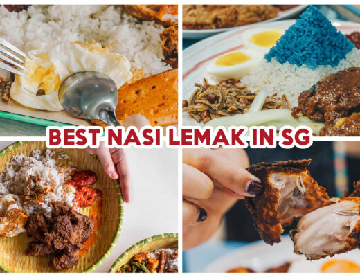 BEST NASI LEMAK SINGAPORE
