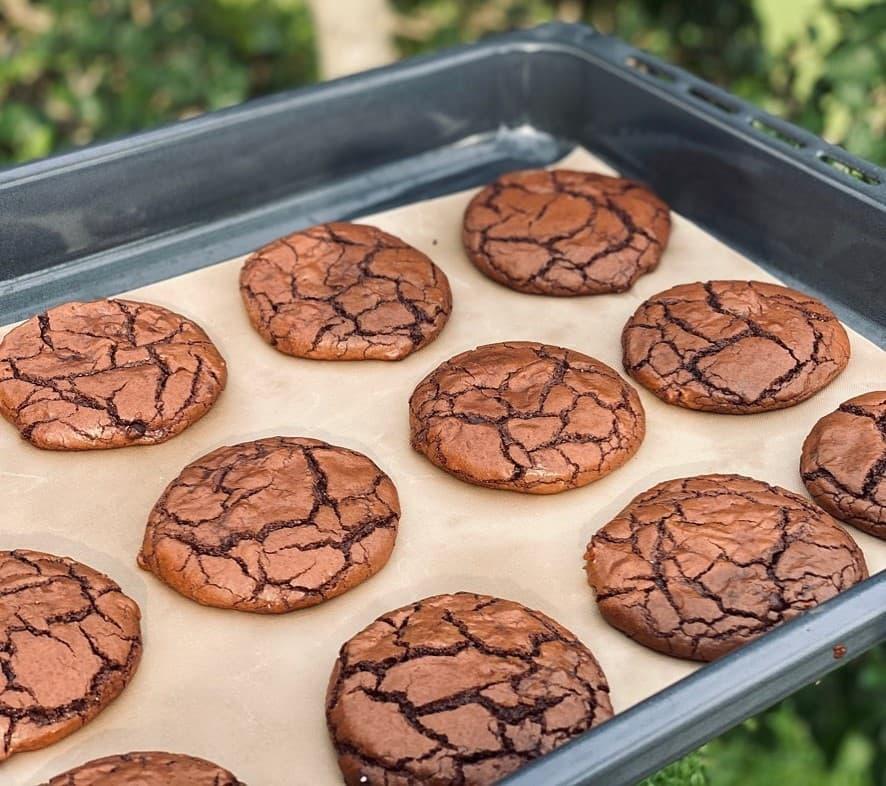 Cookie Recipes - Brookies