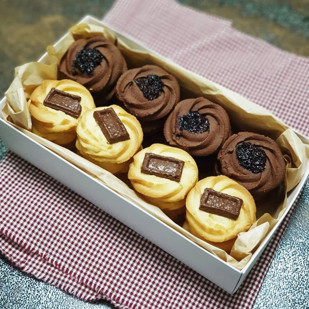 Cookie Recipes - Cookie Box Butter Cookie
