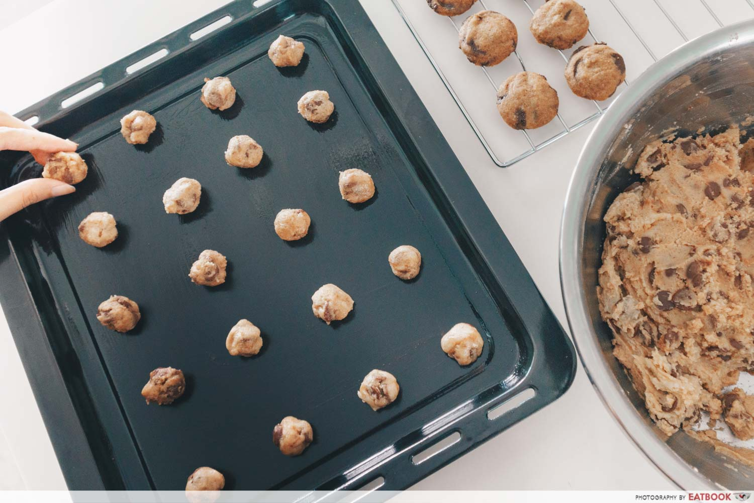 Cookie Recipes - Famous Amos Cookies