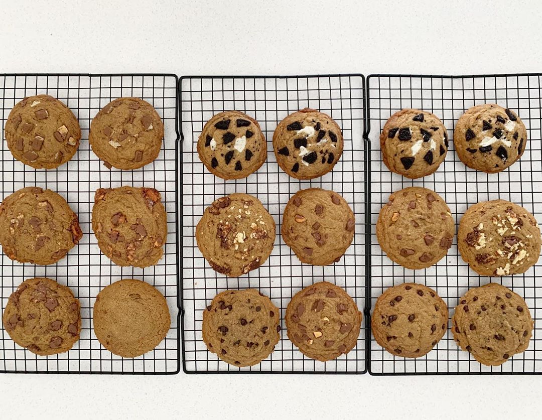 Cookie Recipes - The Best Chewy Cookies