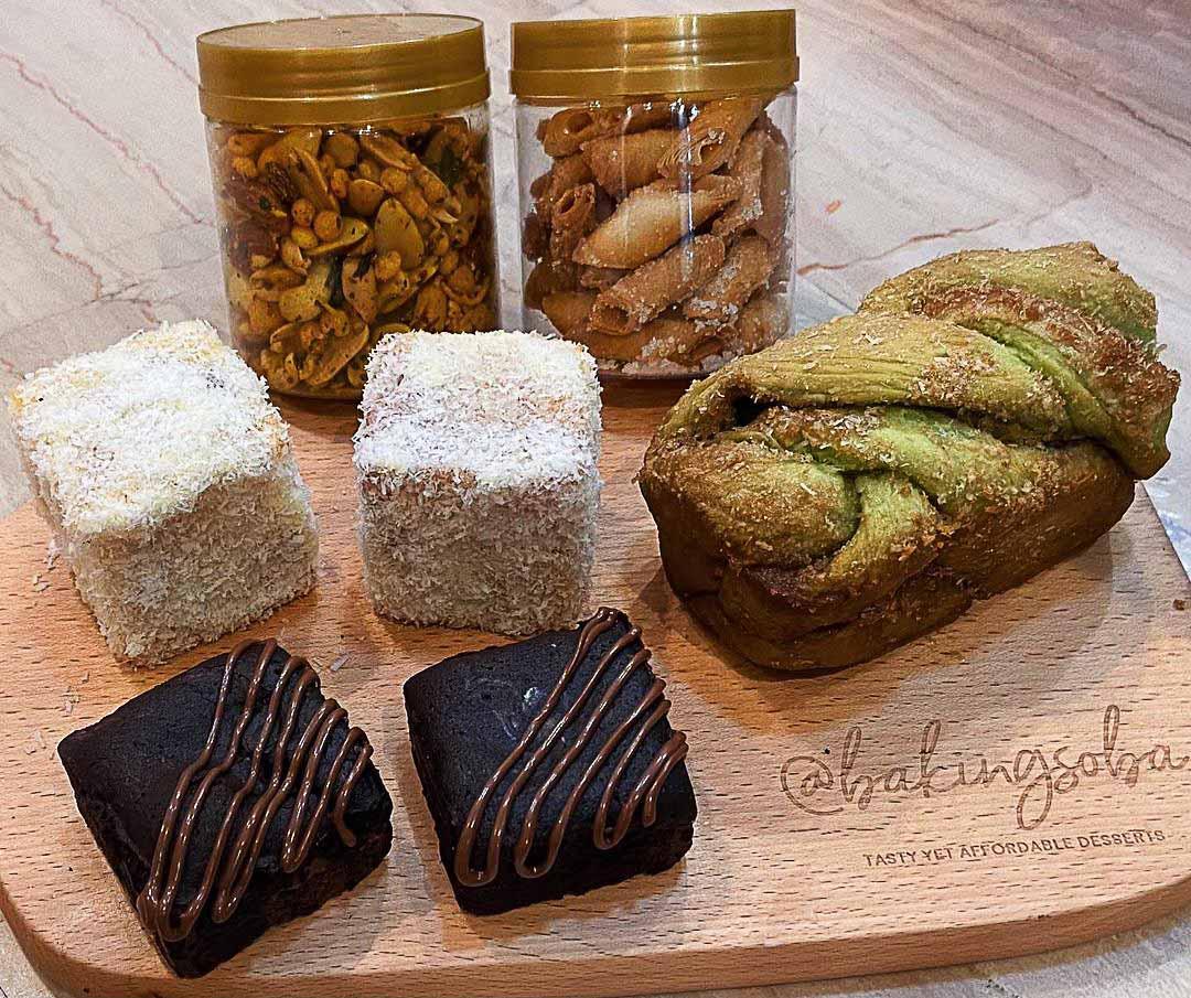 Dessert box delivery - Baking Soba