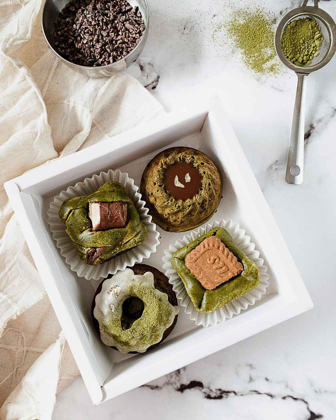 Dessert box delivery - Gaily Bakes