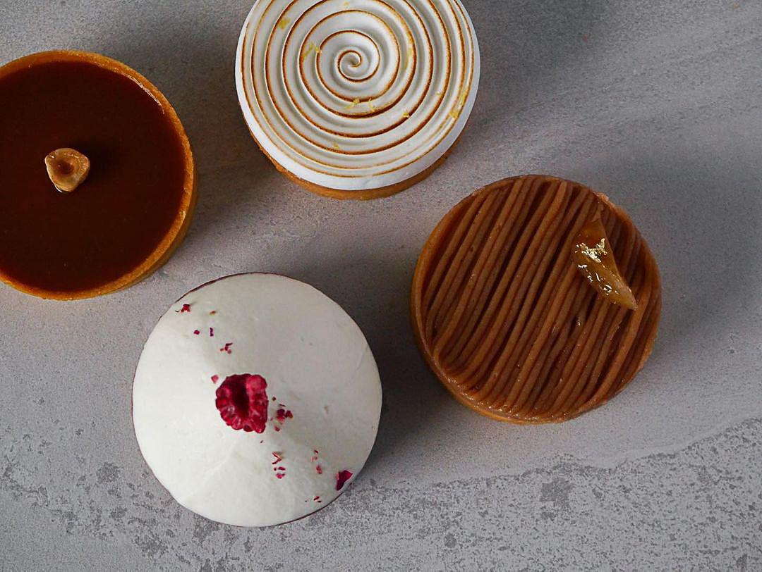 Dessert box delivery - KY Pâtisserie