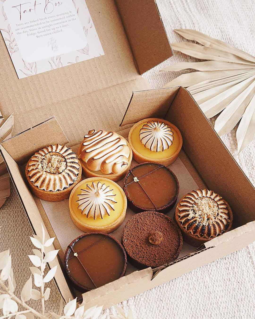 Dessert box delivery - The Dessert Party