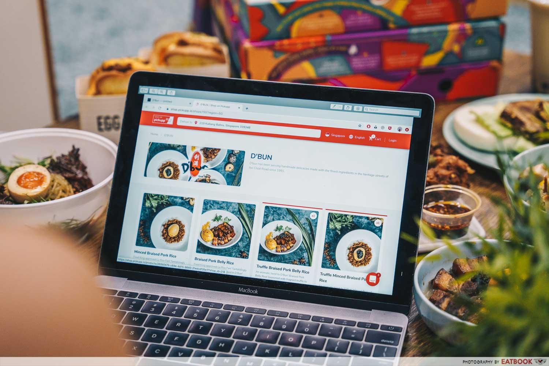 Digital shilin singapore - Pickupp App