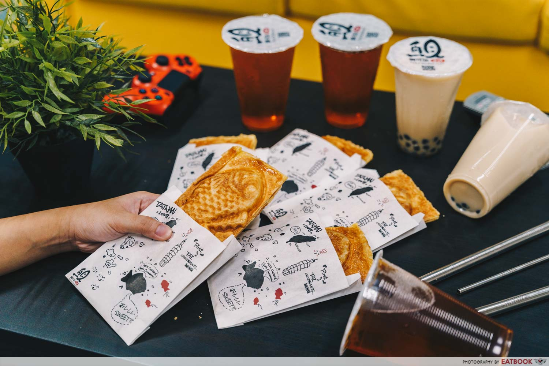 Digital shilin singapore - Tai Croissant