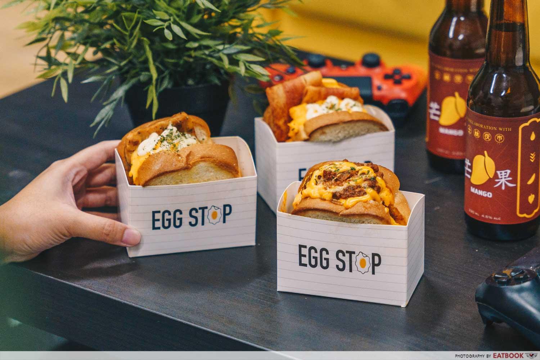 Digital shilin singapore - egg stop