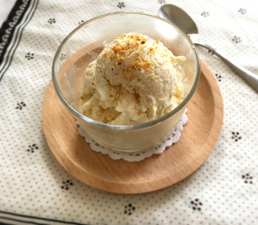 Durian Dessert Recipes - Durian Ice Cream