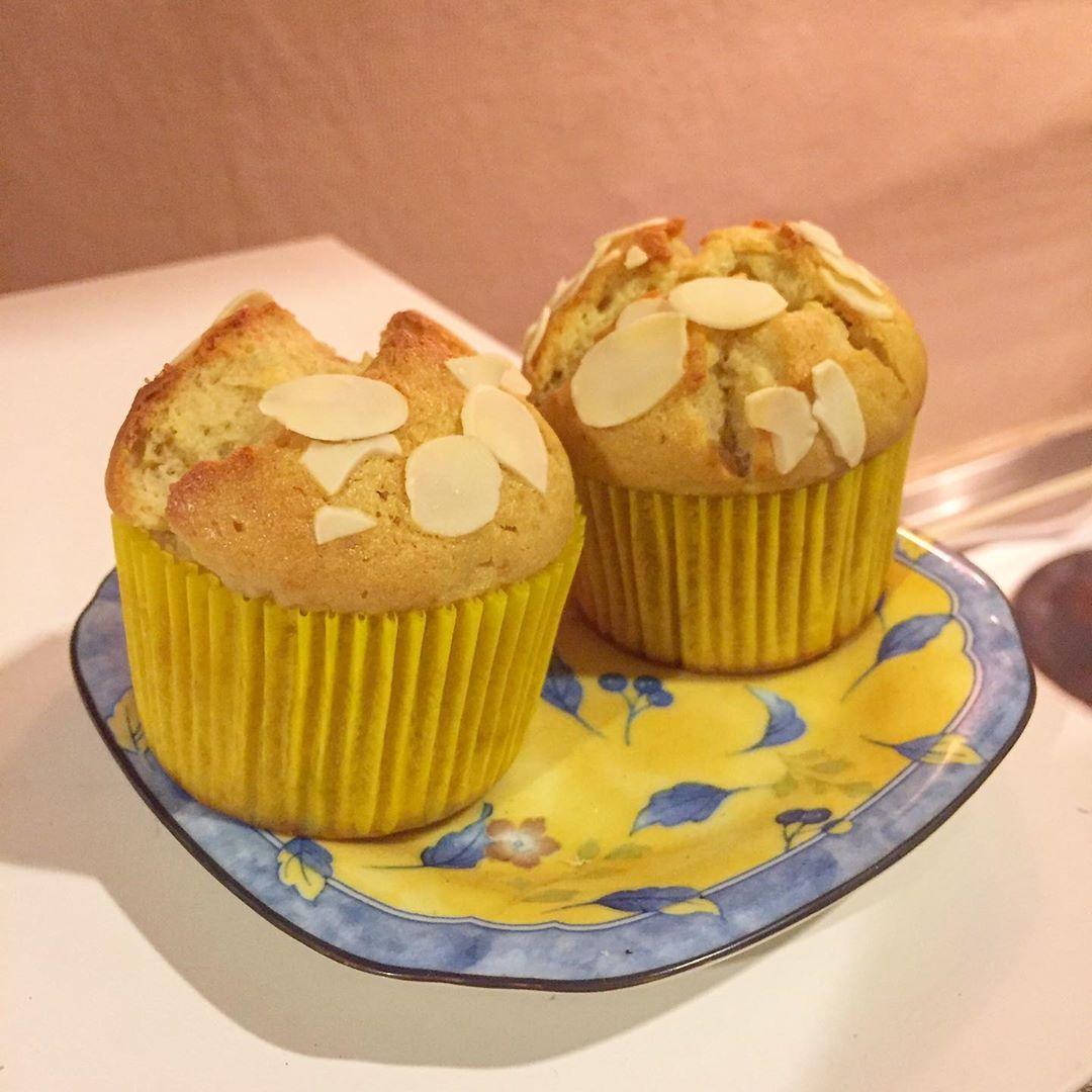 Durian Dessert Recipes - Durian Muffins