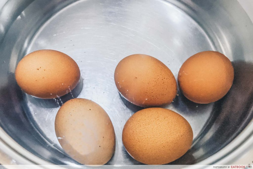 Easy Boiled Egg Recipes some egg