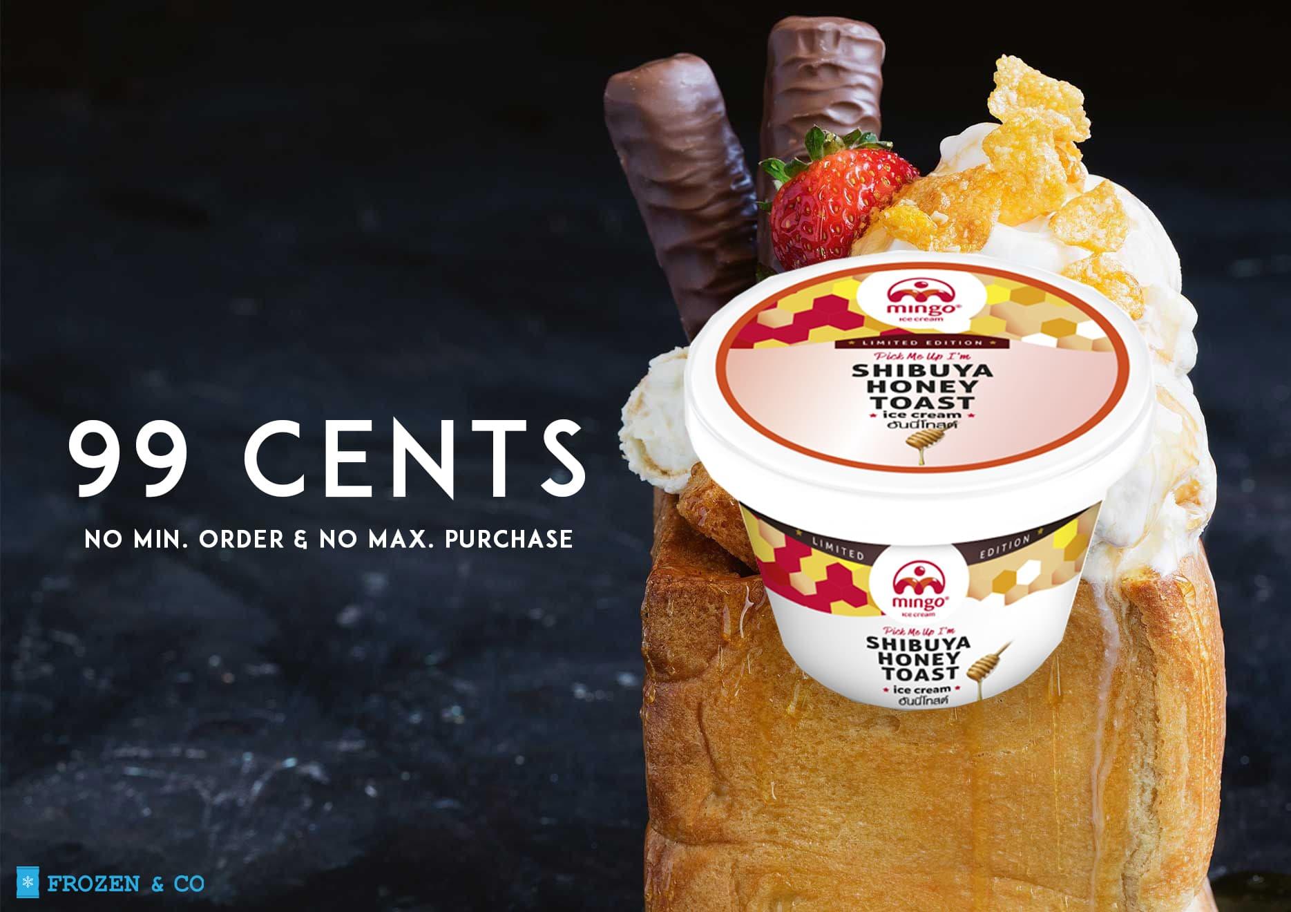 Frozen and Co Ice Cream - Ice Cream Sale