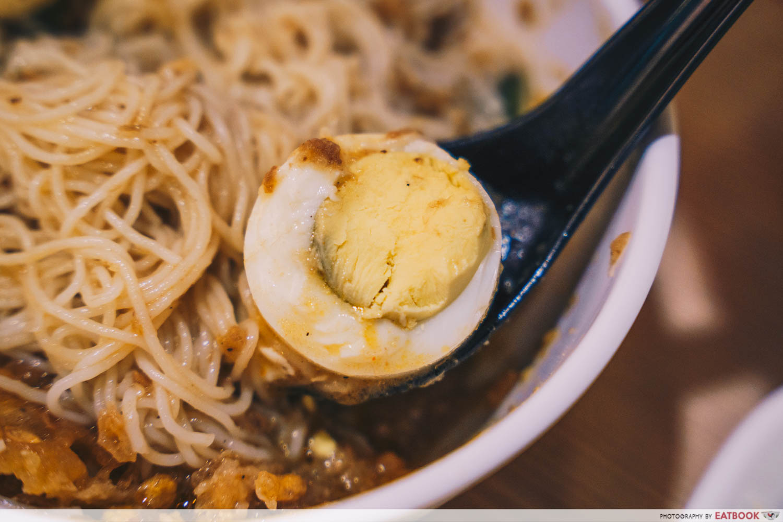 Inle Myanmar Restaurant - Egg mohinga