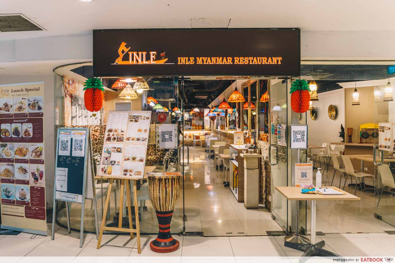 Inle Myanmar Restaurant - Storefront