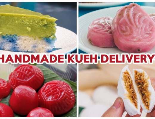 Kueh Delivery - Feature Image