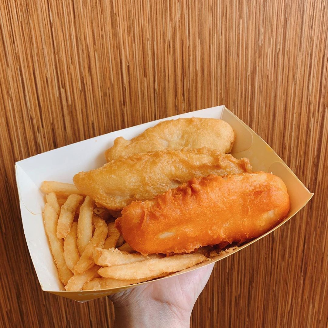 Long John Silver's 1-for-1 - Fish and chicken