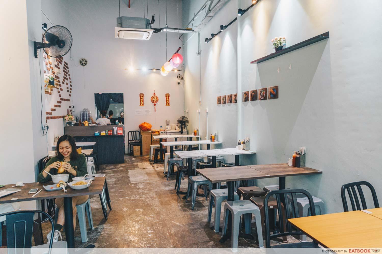 Pho Bo Vietnamese Restaurant - Ambience