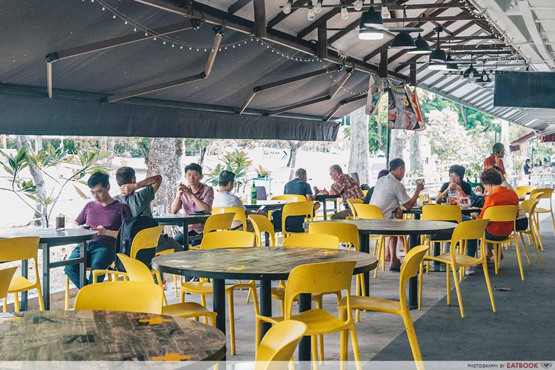 Phuket Town Mookata - Ambience shot