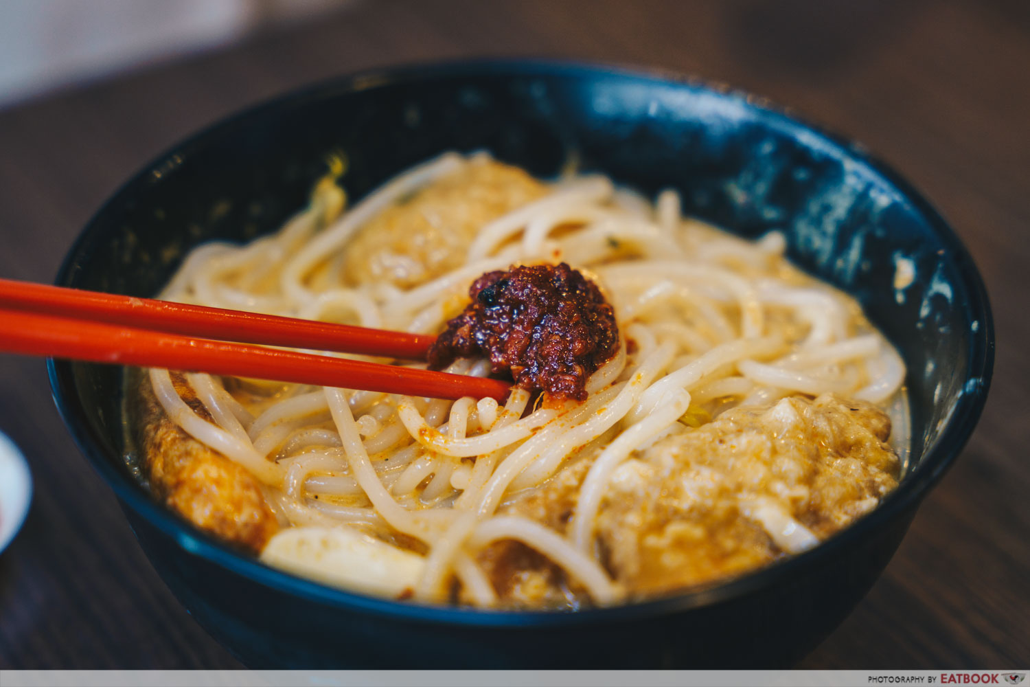 The Noodle House - Laksa Chilli