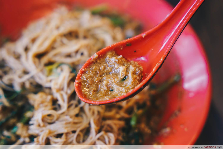 The Noodle House - Satay Gravy