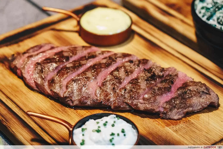 Underrated Steak Cuts --2