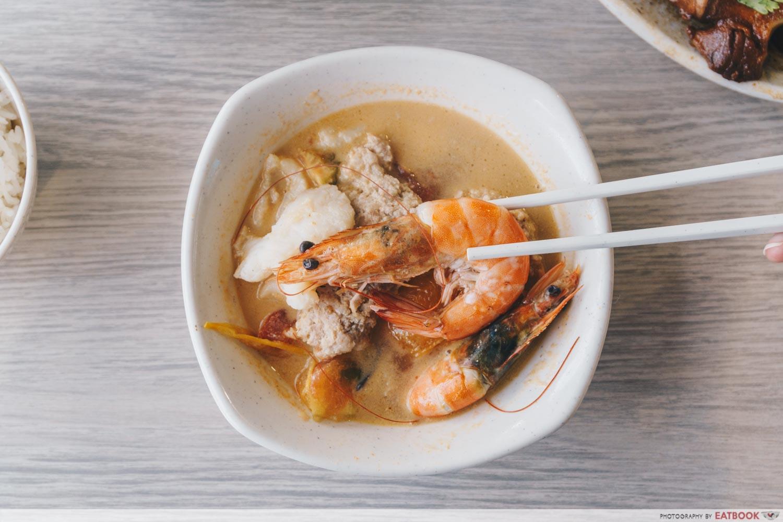Yan Ji Seafood Soup - Seafood Soup