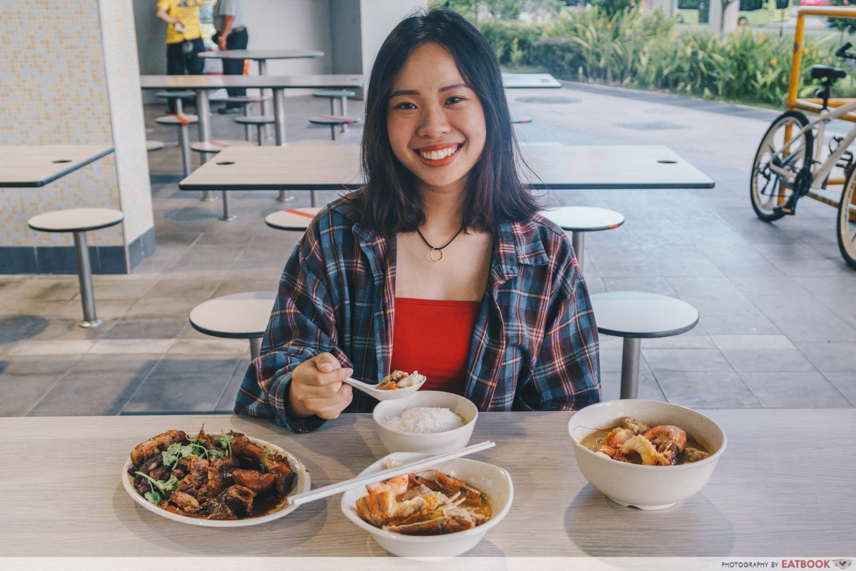 Yan Ji Seafood Soup - Verdict