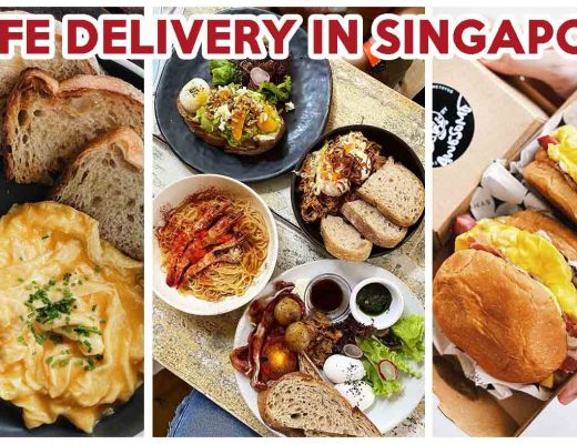 cafe delivery cover