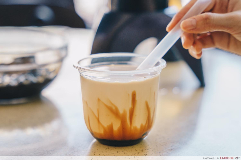 Brown sugar effect