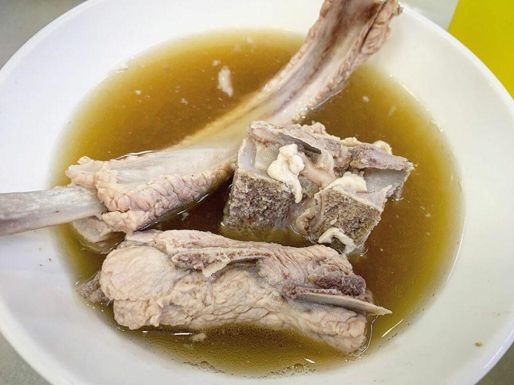 Founder Bak Kut Teh soup