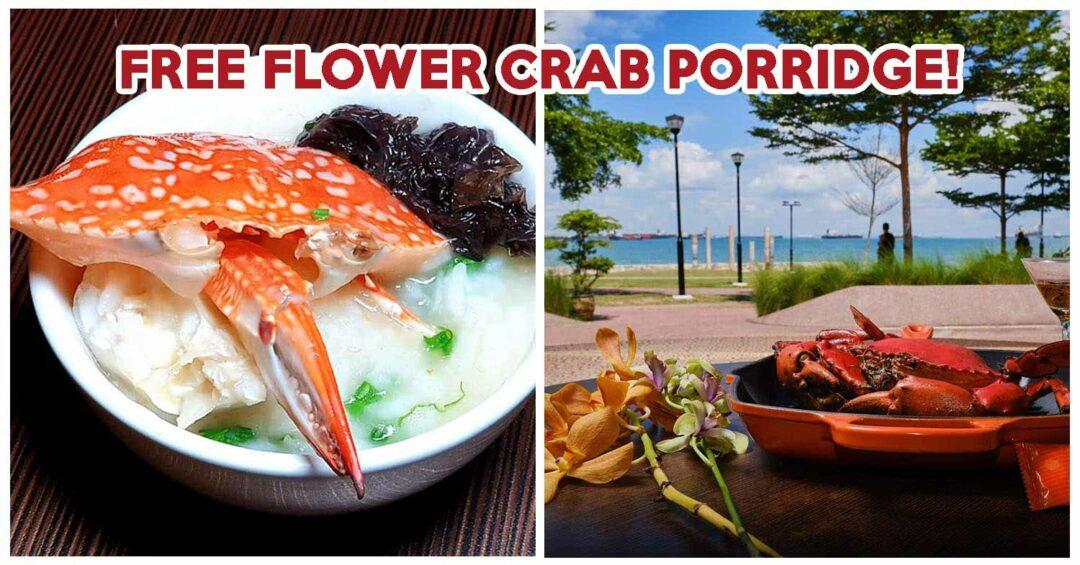 Free Crab Porridge - feature image